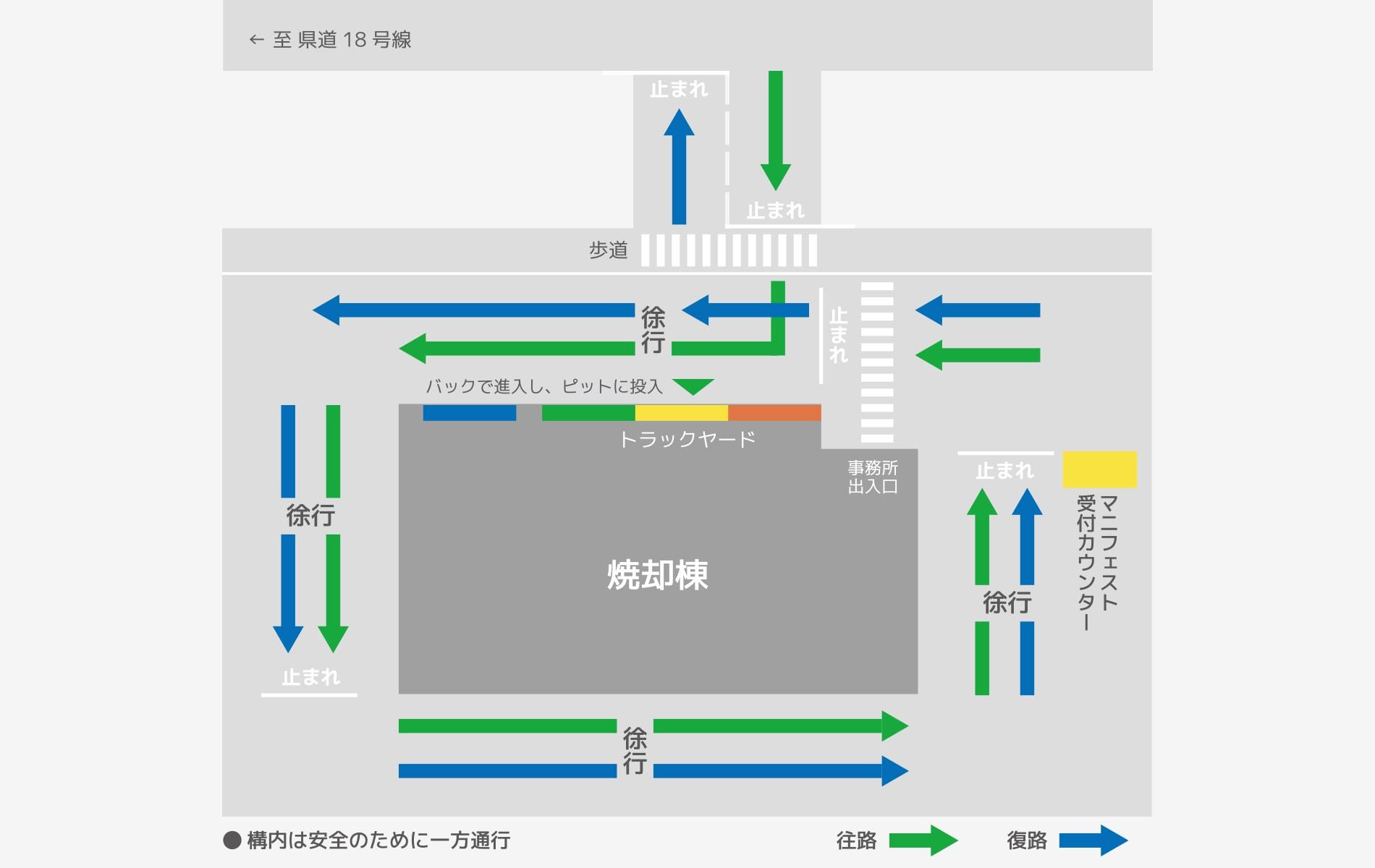 R&Dセンター・関東支店までの地図