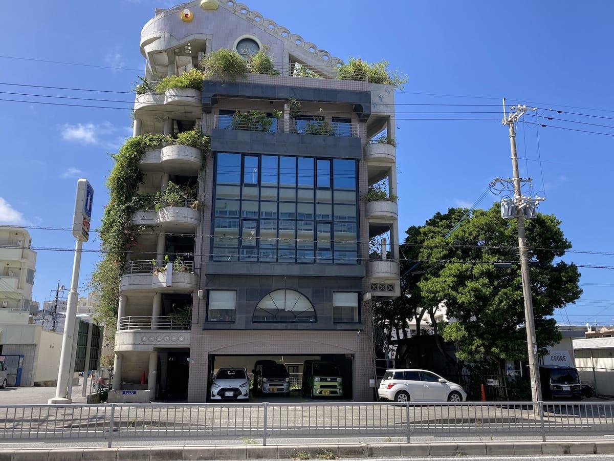 沖縄営業所の写真